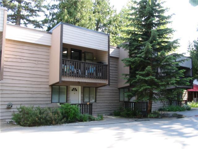 Cedar Springs Lodge   --   8138 CEDAR SPRINGS RD - Whistler/Alpine Meadows #1