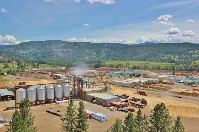 Industrial Park   --   Industrial Park - British Columbia/princeton_bc #1