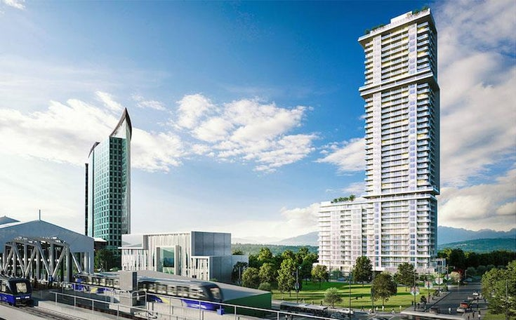 One Central   --   13350 CENTRAL AV - North Surrey/Whalley #1