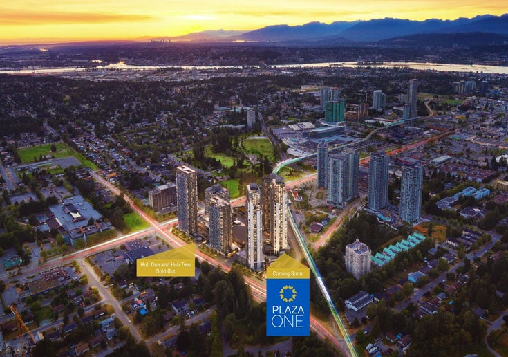 Plaza One at King George Hub   --   9808 KIng George Boulevard, Surrey, BC - North Surrey/Whalley #1