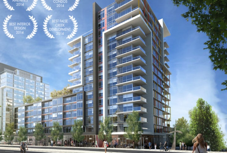 Tower Green at West - False Creek / Vancouver West   --   159 2 AV - Vancouver West/False Creek #1