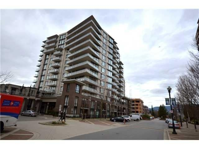 Time Building - 155 West 1st Street, North Van BC - Presented by Oscar Barrera