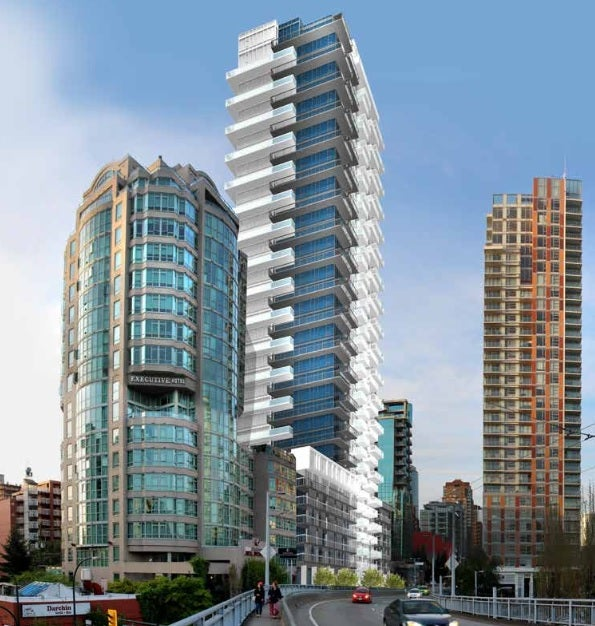 Onni in Vancouver Downtown   --   1335 Howe St, Vancouver, BC V6Z 1R7 - Vancouver/Howe St. #1