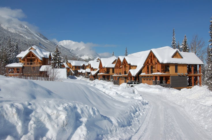 Selkirk Townhomes    --   1595 Whitetooth Trail  - British Columbia/Golden #1