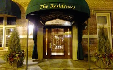 Residences at Windsor Arms   --   22 St Thomas St - Toronto C01/Bay Street Corridor #1