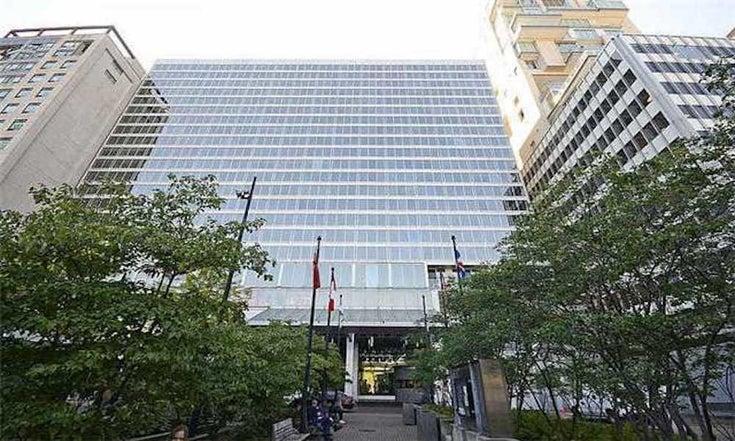 The Residences at 110   --   110 Bloor St W - Toronto C01/Bay Street Corridor #1