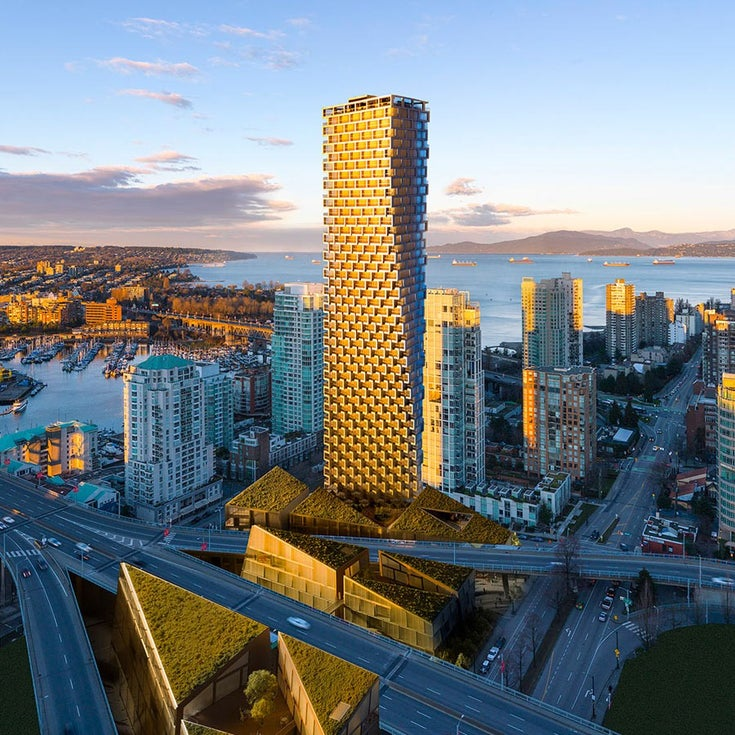 Vancouver House   --   1480 HOWE ST - Vancouver West/Yaletown #1