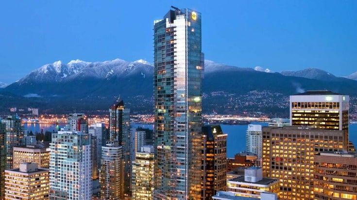 Living Shangri-la   --   1111 ALBERNI ST - Vancouver West/West End VW #1