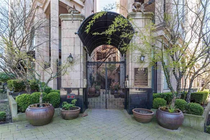 The Grace Residences   --   499 DRAKE ST - Vancouver West/Yaletown #1