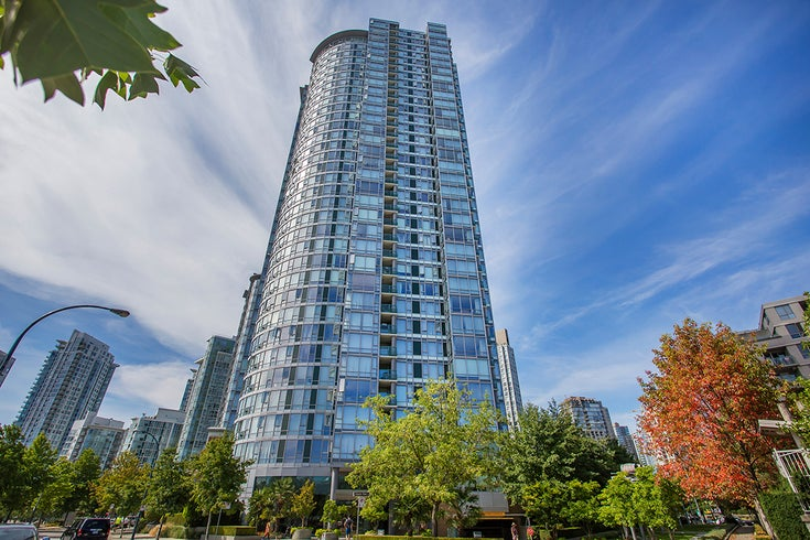 Quaywest 1 & 2   --   1033 MARINASIDE CR - Vancouver West/Yaletown #1