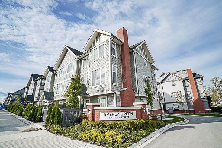 Everly Green   --   8217 204B ST - Langley/Willoughby Heights #1