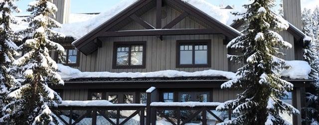 Cyrstal Ridge Whistler - Winter