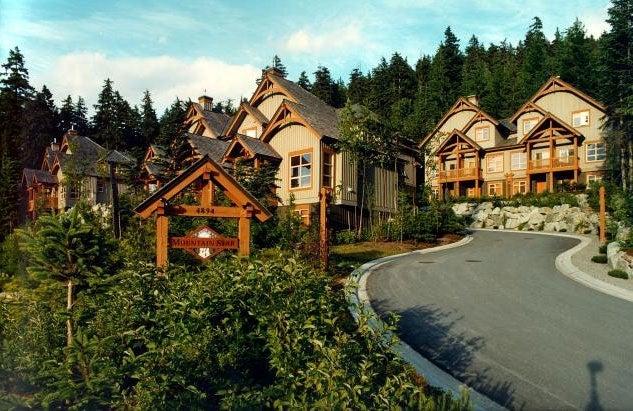 Whistler Blackcomb Slopeside: Mountain Star