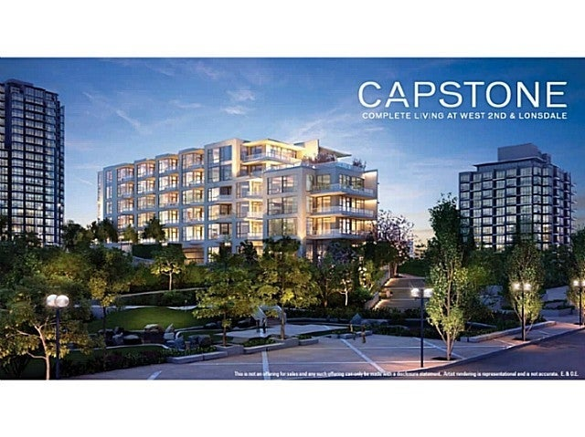 Capstone   --   135 W 2 ST - North Vancouver/Lower Lonsdale #1