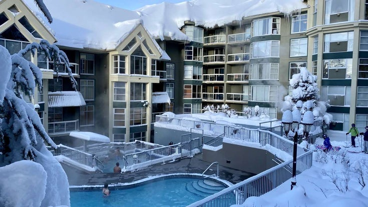 The Woodrun   --   4910 SPEARHEAD DR - Whistler/Benchlands #1