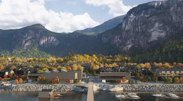 Sea and Sky   --   1010 Laurelwood Rd - Squamish/Downtown SQ #1