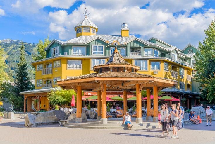 Town Plaza - Eagle Bear & Deer Lodge   --   4314 MAIN ST - Whistler/Whistler Village #1
