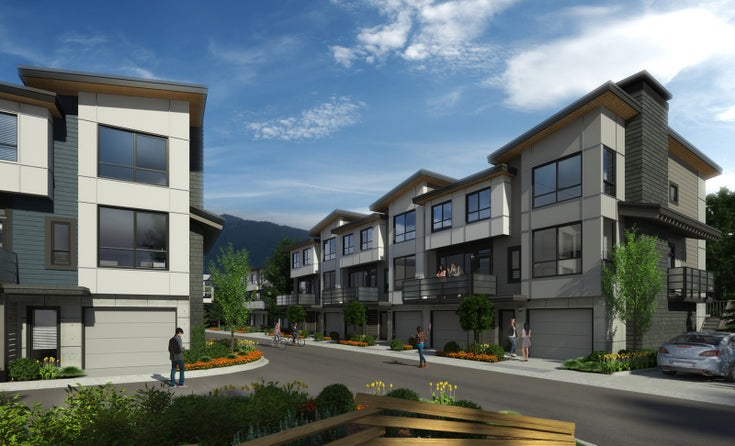 The Falls at Eaglewind   --   38363 EAGLEWIND BV - Squamish/Downtown SQ #1