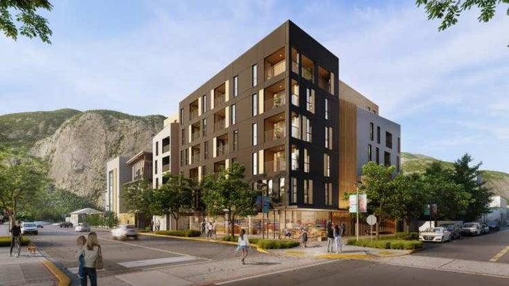 Aegean Homes   --   1360 Victoria Street - Squamish/Downtown SQ #1