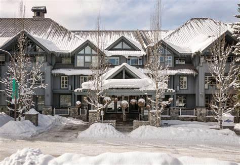 Glacier Lodge    --   4573 CHATEAU BV - Whistler/Benchlands #1