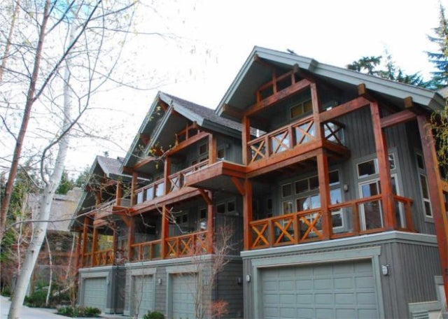 Forest Creek   --   4668 BLACKCOMB WY - Whistler/Benchlands #1