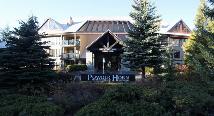 Powderhorn   --   4821 SPEARHEAD DR - Whistler/Benchlands #1