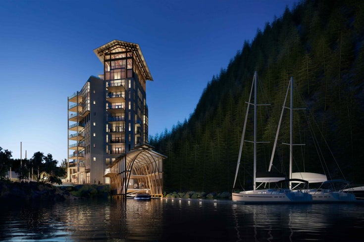 Horseshoe Bay by Westbank - North Shore Pre-Sale