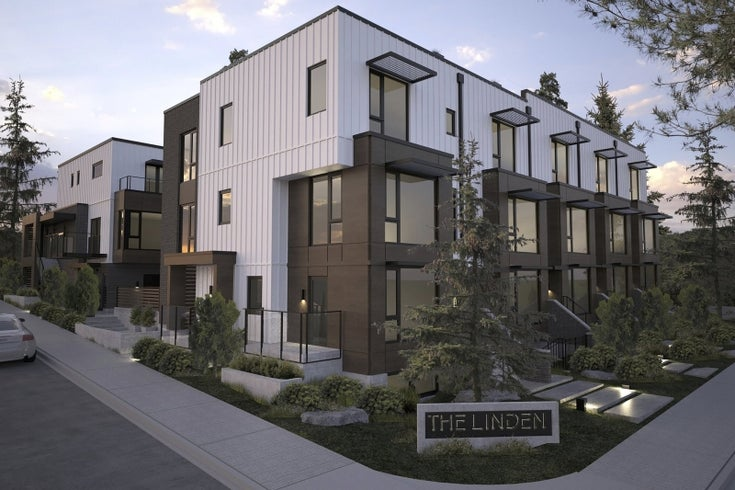 The Linden   --   610 E 3RD ST - North Vancouver/Lower Lonsdale #1