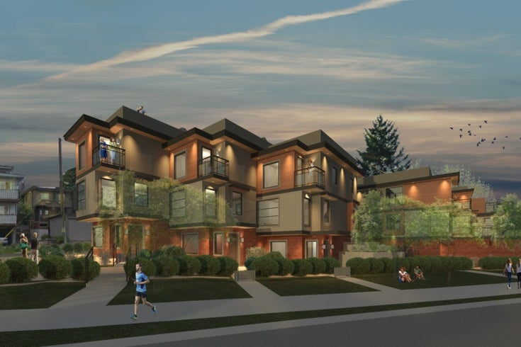 Harmony on Eigth   --   230-232 E 8th Street - North Vancouver/Central Lonsdale #1