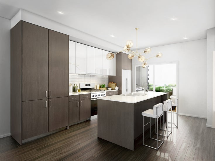 Brookside Villas Interior Kitchen
