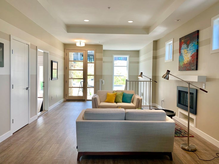uplands living room