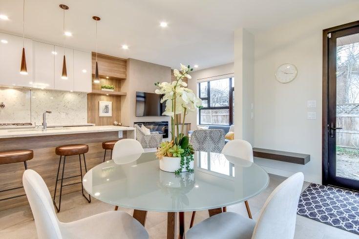 Creek Side Terraces Kelowna Kitchen, Living & Dining