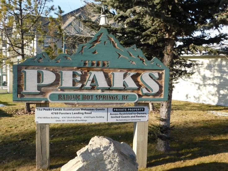 The Peaks   --   4767 FORSTERS LANDING ROAD  - British Columbia/Radium Hot Springs #1