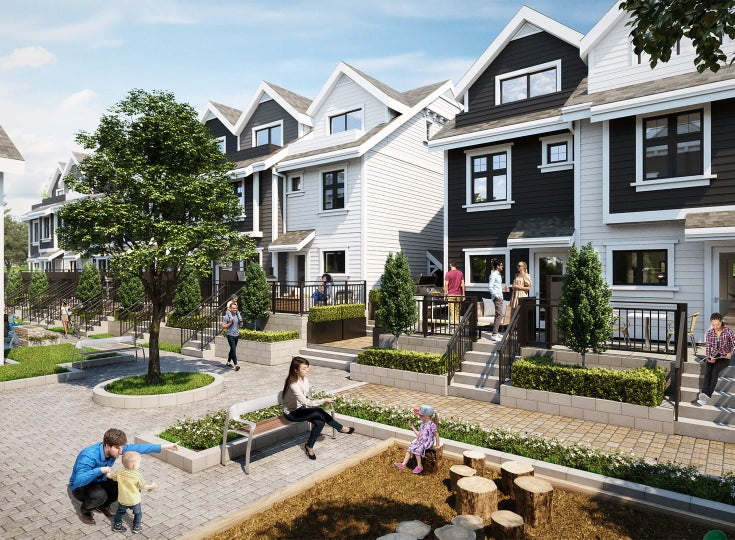 Avana Townhomes    --   678 FAIRVIEW ST - Coquitlam/Coquitlam West #1
