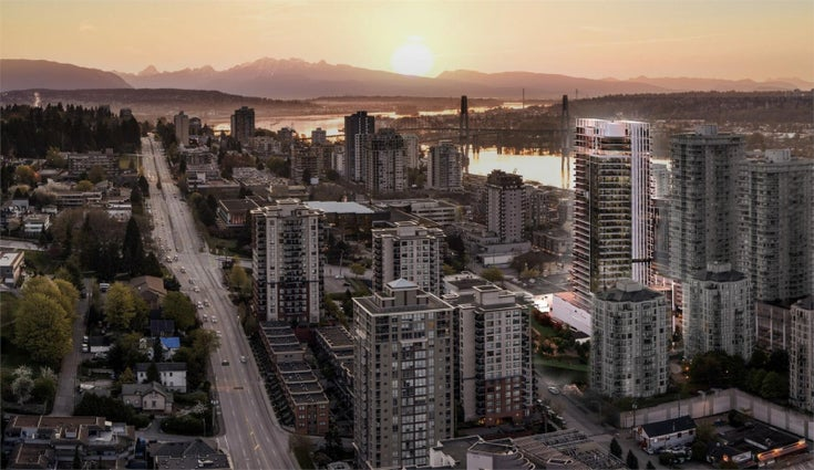 OVATION   --   813 Carnarvon Street, New Westminster, BC - New Westminster/Downtown NW #1