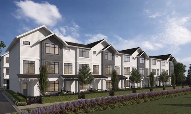 LIVE AT FASER HILL    --   17577 100 Avenue, Surrey, BC - Surrey/Fleetwood Tynehead #1