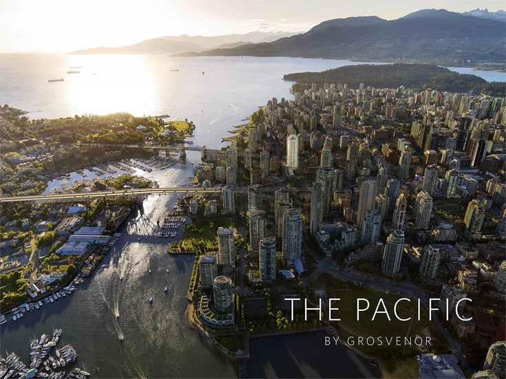 The Pacific   --   1380 Hornby Street, Vancouver, BC - Vancouver West/Downtown VW #1