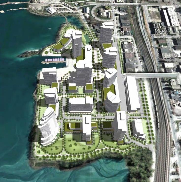 FLAVELLE OCEAN DEVELOPMENT    --   2400 Murray Street, Port Moody, BC - Port Moody/Port Moody Centre #1