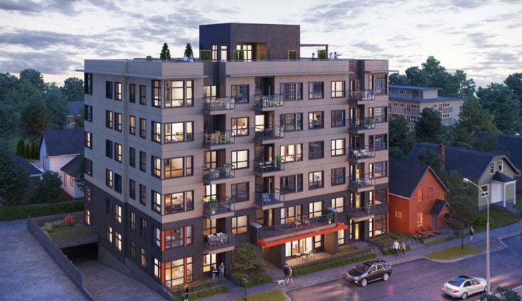 AMIRA    --   610 Brantford Street, New Westminster, BC - New Westminster/Downtown NW #1