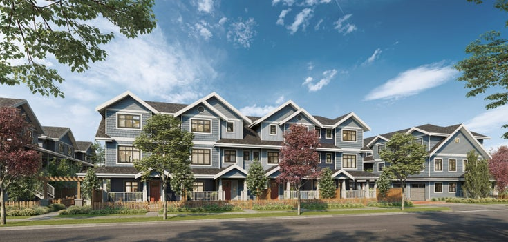 OXFORD   --   728 Ewen Avenue, New Westminster, BC - New Westminster/Queensborough #1
