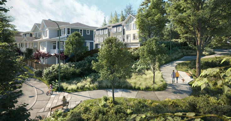 Baycrest On the Rise    --   3535 Baycrest Avenue, Coquitlam, BC - Coquitlam/Burke Mountain #1