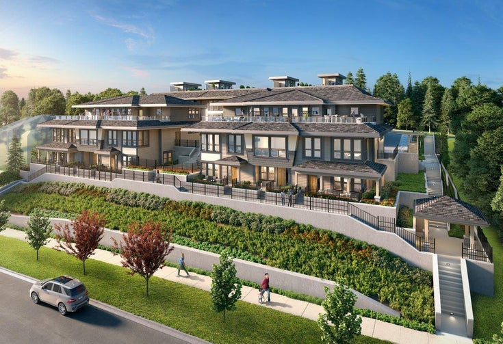 BAYVIEW HEIGHTS - Developer Sold Out   --   2317 St. Johns  - Port Moody/Port Moody Centre #1