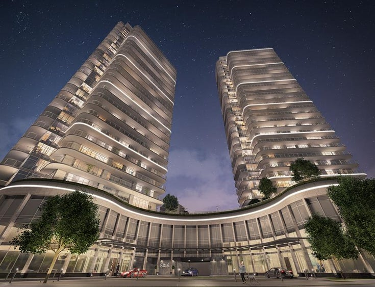 Etoile   --   2360 Douglas Road, Burnaby, BC - Burnaby North/Brentwood Park #1