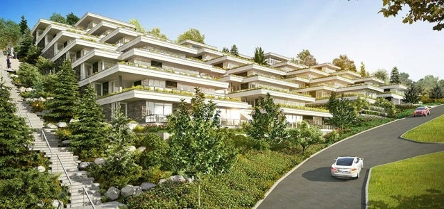 Evelyn Condos   --    KEITH RD - West Vancouver/Park Royal #1