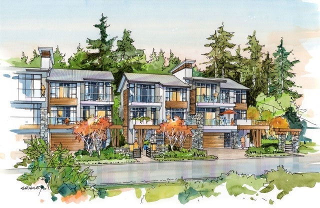 Chippendale Mews    --   CHIPPENDALE RD - West Vancouver/British Properties #1