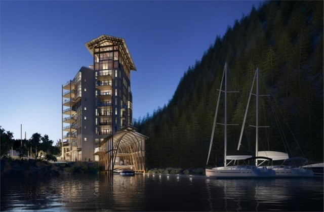 Horseshoe Bay   --   BAY ST - West Vancouver/Horseshoe Bay WV #1