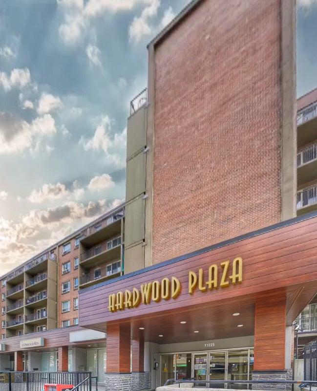 HARDWOOD PLAZA   --   11025 JASPER AV - /Oliver #1
