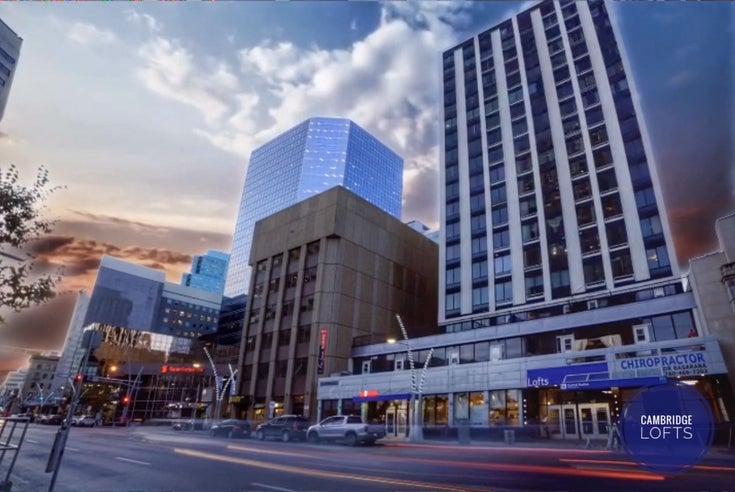 CAMBRIDGE LOFTS   --   10024 Jasper Avenue - Edmonton/Downtown_EDMO #1