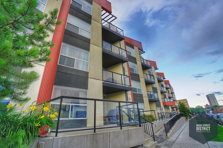 HIGH STREET DISTRICT PROPERTIES   --   10523 123 ST - Edmonton/Westmount #1