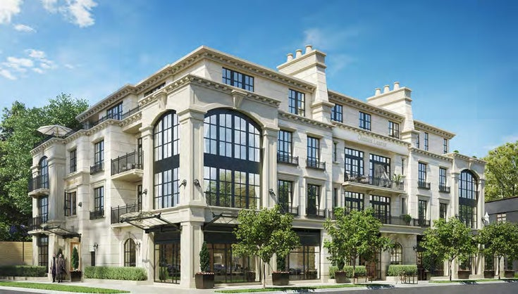 CHATEAU LAURIER   --   1009 Laurier Ave - Vancouver West/Shaughnessy #1